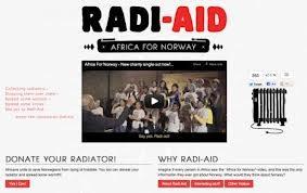 Africa Per la Norvegia – la singolare invito alla carità è lanciata! Il video ufficiale di natale