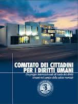 DICHIARAZIONE SULLA SALUTE MENTALE dalla Citizens Commission on Human Rights