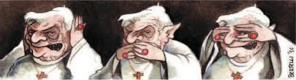 UN ARTICOLO DAL 1.LUGLIO 2010. – E adesso gli Stati uniti processano papa Benedetto XVI per aver protetto preti pedofili