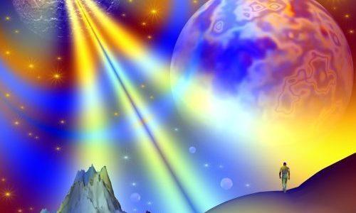 La tua Divinità e la tua Divina Connessione con tutto – IL DNA RILEVATO