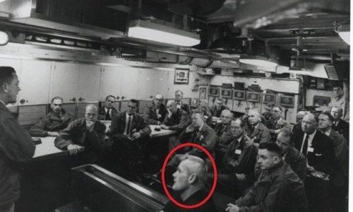 Emissario Spaziale Valiant Thor viveva al Pentagono sotto lo status di VIP per 3 anni sotto amministrazione Eisenhower