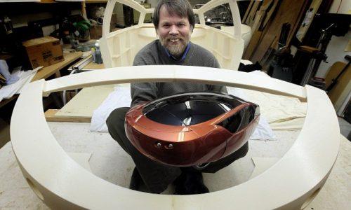 Urbee 2, la prima auto ibrida realizzata con una stampante 3D