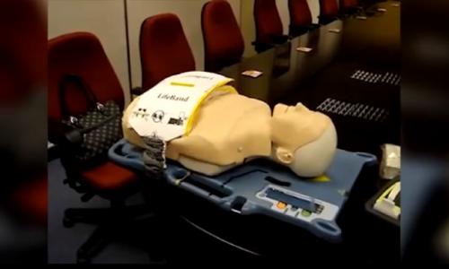 Nuova tecnologia- Ritorna In Vita Dopo 40 Minuti Di Morte grazie alla nuova macchina