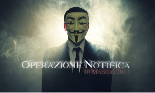 ANONYMOUS: NOTIFICA DI CORTESIA AL GOVERNO FEDERALE (VIDEO)