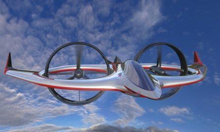 Aereo elettrico a decollo verticale è italiano