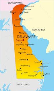 Delaware Map1 Studio Dottori Commercialisti Londra Ltd, Dottore Commercialista Delaware, Costituzione e Gestione Società Delaware LLC, VAT, Annual Return, Aprire una LLC