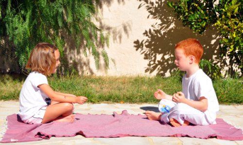 Bambini e meditazione – importanza