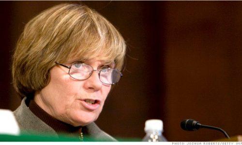 Si dimette dal Consiglio dei Governatori di Federal Riserve Elizabeth Duke senza dare nessuna spiegazione