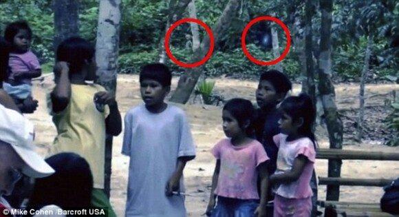 Gli Alieni dimorano nella foresta Amazzonica?