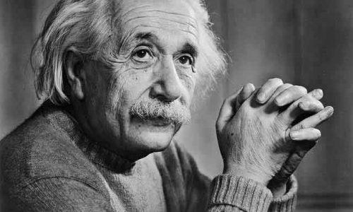 Religione e scienza – Albert Einstein