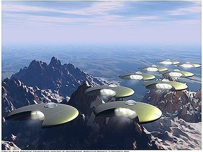 UFO divulgazione da parte della Russia