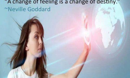 """"""" Cambiare emozione equivale a cambiare il destino""""."""
