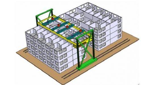 Vuoi stampare la tua nuova casa? Con lo stampante 3D si può costruire una casa in 20 ore