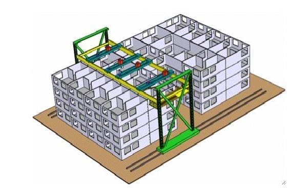 Vuoi stampare la tua nuova casa con lo stampante 3d si for Crea la tua casa 3d