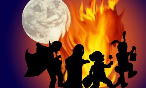 La notte di Halloween – 1.parte -le origini