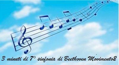 Alzare la vibrazione con i primi 3 minuti di 7° sinfonia di Beethoven Movimento 2