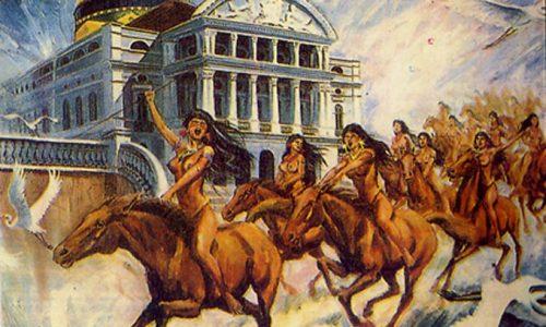 Le Amazzoni, le donne guerriere – tra legenda e storia