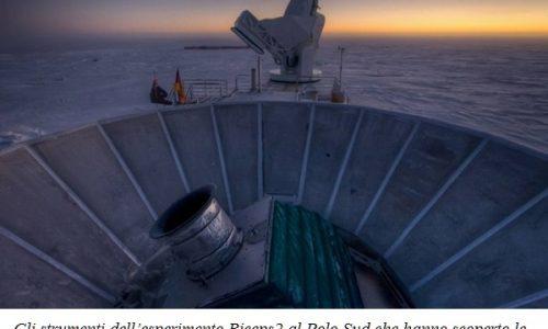 BREAKING NEWS – Registrato il primo urlo di nascita  del universo di 14 miliardi anni fa