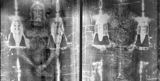 SINDONE – un nuovo codice –  l'ologramma quantico nella sindone
