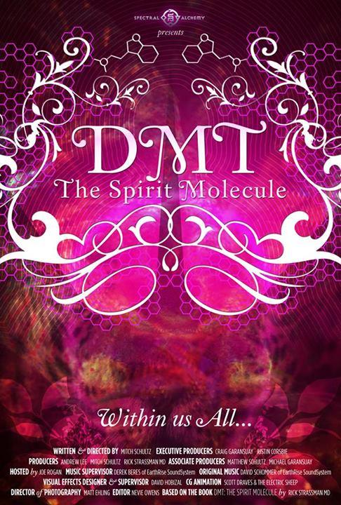 dmt la molecola dello spirito  DMT - LA MOLECOLA DELLO SPIRITO - documentario ~ Risveglio di una Dea
