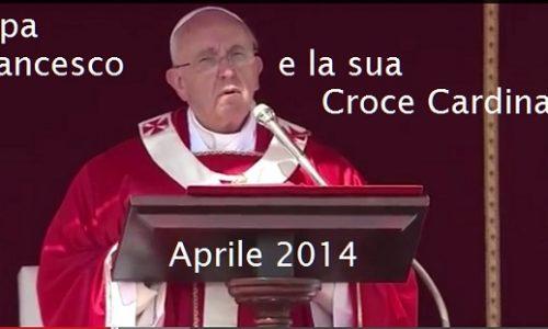 Papa Francesco e la sua Croce Cardinale – Strane coincidenze?