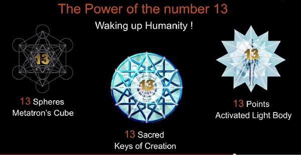 potere del 13