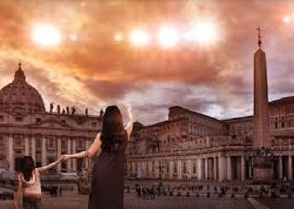 ufo- vaticano