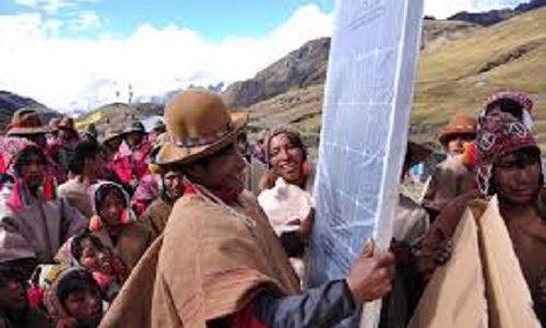 Perù, energia fotovoltaica gratis per le famiglie