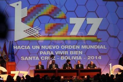 133 Nazioni di G77 stano cambiando il VECCHIO ORDINE MONDIALE