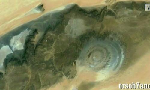 L'OCCHIO DEL SAHARA