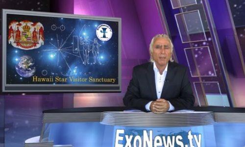 E 'ufficiale – extraterrestri possono atterrare in Santuario dei UFO Hawaiano