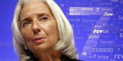 Messaggio occulto di  Christine Lagarde e magia del 777