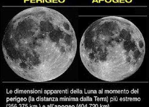 Luna Piena in capricorno 12 luglio 2014 – prima di 3 Super Lune