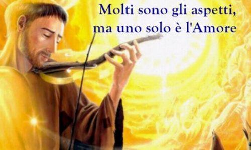 Lettera D'AMORE scritta da San Francesco a Santa Chiara