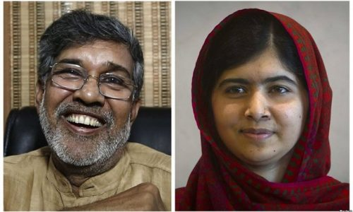 Malala e Kailash, il Nobel per la Pace dalla parte dei bambini
