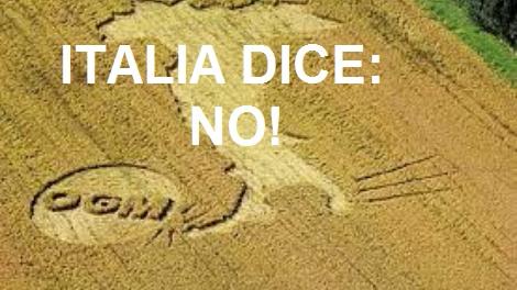 italia- no ogm