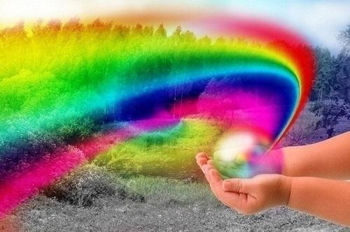 arcobaleno chakra