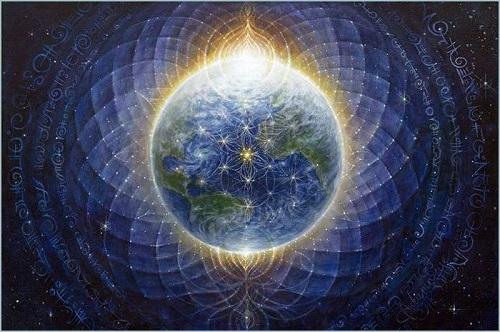 geometria sacra griglia terrestre