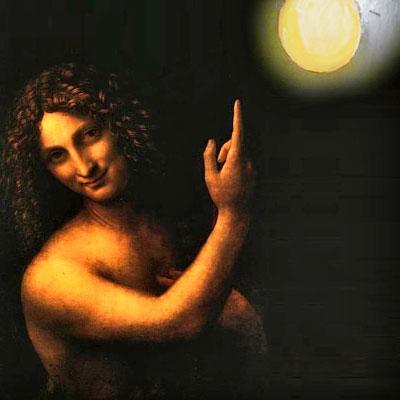 luna e dito