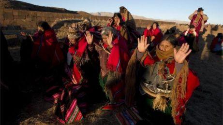 bolivia morales calendario maya