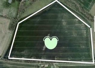 crop cuore