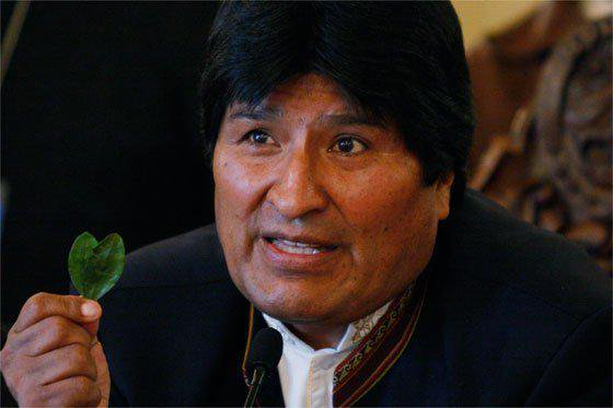 morales bolivia calendario maya