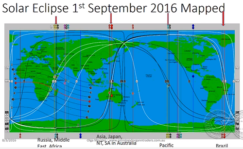 eclisse mappa