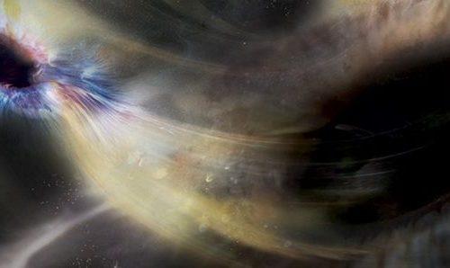 27 settembre 2017 alle 18:30 -Un annuncio grandioso dell'onda d'onda gravitazionale – Fino alla fonte
