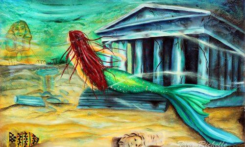 6 settembre 2017 – Luna Piena in Pesci- Quando la Sirena incontra la Sfinge