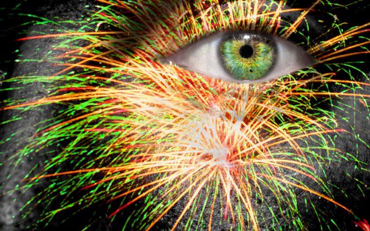 Durante ogni passaggio dal Capodanno in Nuovo Anno siamo direttamente nella scia di flusso della stella Sirio